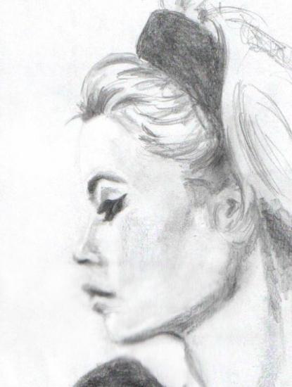 Brigitte Bardot by Phoenixx